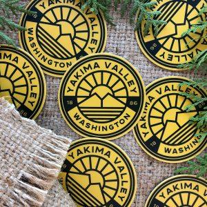 Yakima Valley Sticker